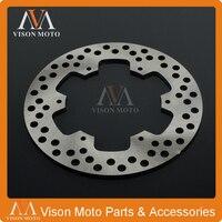 220MM Rear Brake Disc Rotor For SUZUKI RM125 RM 125 1988 1995 RM250 250 1996 1999 RMX250 RMX DRZ400 DRZ400 SRZ400S DRZ400E