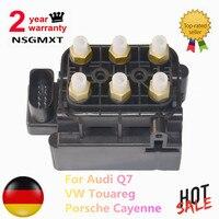 AP01 Air Suspension Compressor Solenoid Valve Block For Audi Q7 Porsche Cayenne VW Touareg 7L0 698 014, 7L0698014, 7P0698014