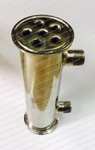 2 «Дефлегматор из нержавеющей стали SUS304. Длина 200 мм Резьбы 1/2»