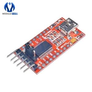 Image 2 - FT232RL FT232 FTDI USB 3.3V 5.5V do TTL moduł adaptera szeregowego mini port dla Arduino Pro do 232 podstawowy Program do pobierania