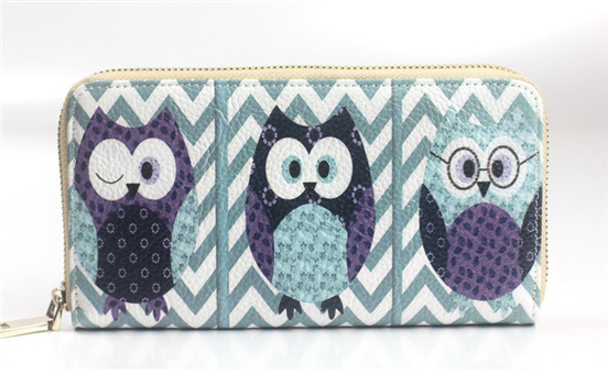 Owl Wallets Frozen Leather Bags Genuine 2015 Fashion Naughty Gorjuss Long Monedero Brand Carteras Bolsa Purses wtURFXqTxF