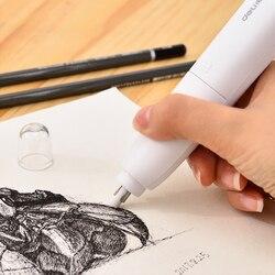DELI wysokiej światła szkic gumka 71073 gumka elektryczna profesjonalny rysunek gumka 1 sztuk