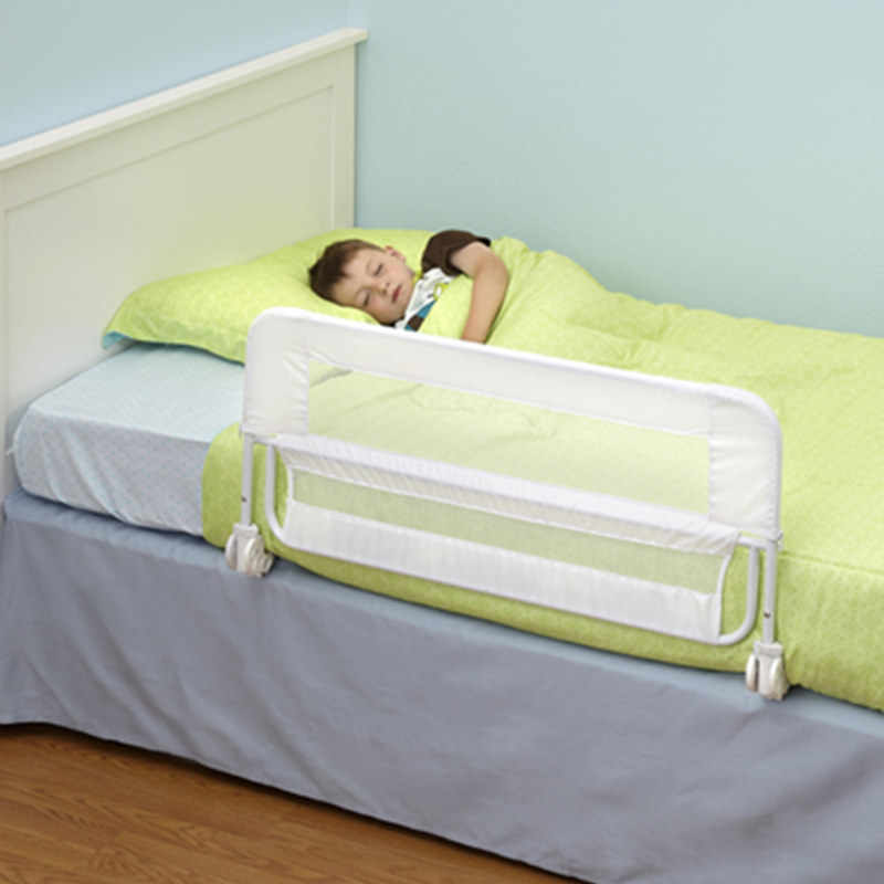 Alwaysme 81X40 Cm Bayi Rental Crib Bed Rel Penjaga