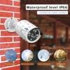 Hiseeu H 265 1080P POE IP Camera 2MP Bullet CCTV IP Camera ONVIF 2 0 for POE NVR System Waterproof Outdoor Night Vision 48V review