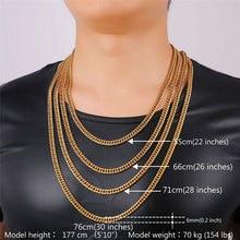 Men Hip Hop Necklace