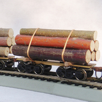 steam train model linker Steam locomotive accessories wood model Ho ratio