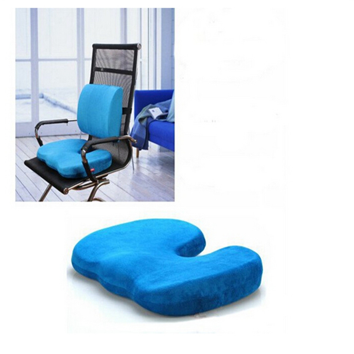 Best Office Chair For Hemorrhoids Poker Table And Chairs Set Hemorrhoid Seat Cushion Memory Foam Coccyx Orthopedic Car