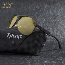 ZJHZQZ Men Womens Sunglasses Outdoor Sports Night Vision Running Golf Sun glasse