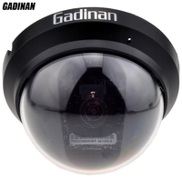GADINAN 1 3MP SONY IMX225 2MP SONY IMX291 0 0001Lux Indoor Anti Violence Vandal Proof ABS
