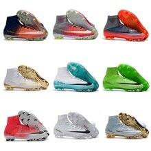 super popular ccbbf 4024e Zapatos de fútbol para hombre, zapatillas de fútbol, botas de fútbol  originales para hipervenom