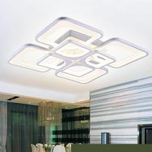 ФОТО 110v 220v led ceiling light lustre led ceiling light luz de techo moderna lamparas de techo aydinlatma plafonnier lampen sala 16