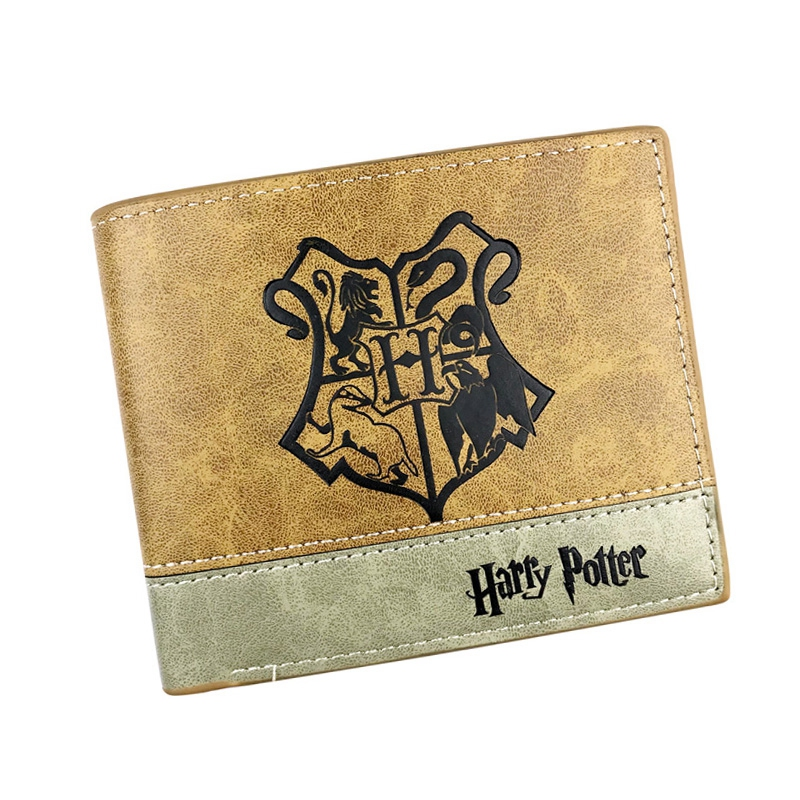 High Quality Harry Potter Ricky And Morty Game of Thrones Patchwork Button Men Anime Wallets Money Cards Holders Boys Gift Bags fvip high quality short wallet harry potter game of thrones suicide squad wonder women tokyo ghoul men s wallets women purse