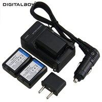 Digitalboy 2000mAh 3PCS NP FW50 NP FW50 NPFW50 Charger New Camera Battery For Sony NEX 3