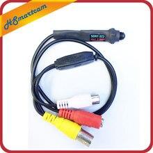 Мини 1080 МП AHD P Bulletultra маленькая конусная линза Sony IMX323 HD 4 в 1 камера AHD/TVI/CVI/CVBS/ 940nm ночное видение с микрофонной камерой