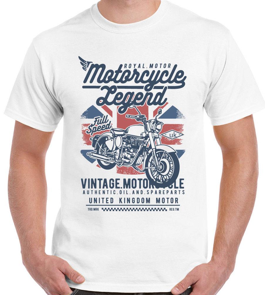 RATT-Vintage RATT Motard Nouveau T-shirt homme