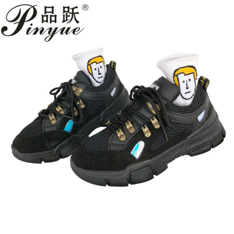 Women's Korean version ulzzang Harajuku air daddy shoes, INS super fire shoes, ugly shoes, female 2018 new models