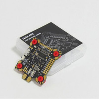DALRC F405 AIO Flight Controller MCU6000 STM32F405RGT6 Built In OSD BEC 9V/3A PDB for DIY FPV Racing Drone Quadcopter