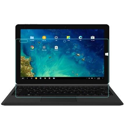 Bilgisayar ve Ofis'ten Tablet Ekran Koruyucuları'de 9 H Temperli Cam Ekran Koruyucu için Chuwi Hi10 Artı 10.8 inç Tablet Hi10 Artı koruyucu film title=