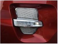 ABS chrome Mistlicht Licht Cover Trim Auto Accessoires Sticker Garneer Voor Range Rover Evoque
