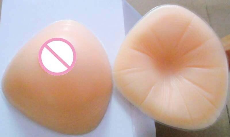 Hot Sale 800g/pair Natural C Cup Silicone breast form transvestite breasts CD crossdresser men women shemale crossdresser