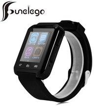 Funelego Bluetooth Reloj Inteligente Compatible Para iPhone Android SmartWatch Teléfono Celular A Prueba de agua Relojes de Pulsera Electrónica