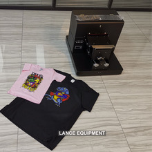 a4 flatbed printer/machine printer t shirt/dtg printer t-shirt printing machine