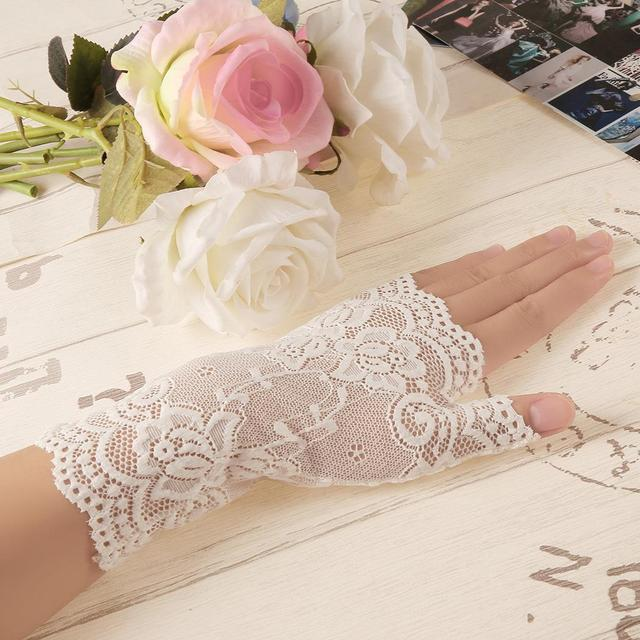 Women Outdoor Lace...