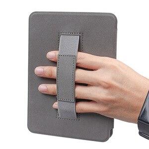 Image 4 - Funda inteligente de piel sintética más ligera para Kindle 2019, 10 °, J9G29R, 2019