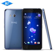 New Original HTC U11 6GB RAM 128GB ROM 3000mAh Snapdragon 835 Octa Core IP67 Waterproof 5.5 inch 4G LTE Smart Mobile Phone