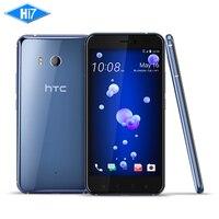 New Original HTC U11 6GB RAM 128GB ROM 3000mAh Snapdragon 835 Octa Core IP67 Waterproof 5