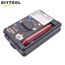 цена на Digital Multimeter VICTOR VC921 DMM Integrated Multimetro Multimetre Personal Handheld Pocket Mini Digital Multimeter