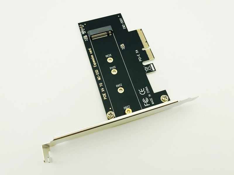 BTBcoin NVME SSD M2 PCIE Adapter PCIE to M2 Adapter M.2 NVME SSD to PCI Express X4 Card Riser Adapter M Key for 2230-2280 M2 SSD