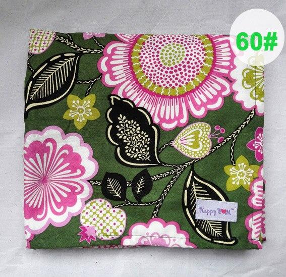 Крышка для грудного вскармливания, дышащая хлопковая муслиновая ткань для кормления, крышка для кормления - Цвет: 60