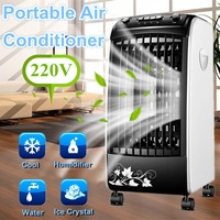 Air Conditioner 220V 65W 5L 50HZ Conditioning Fan Hum High density Powerful Wind Environmental Protection Timing Portable