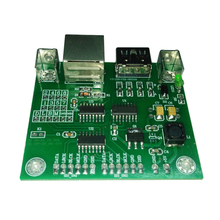 2way IIS (I2S) signal to HDMI and RJ45 I2S conversion board