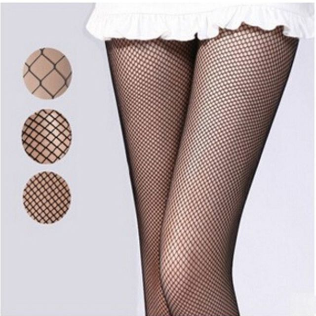 Fashion Women's Sexy Net Fishnet Body Stockings Fishnet Pattern Pantyhose Party Tights Elastic eggings Stockings High Quality