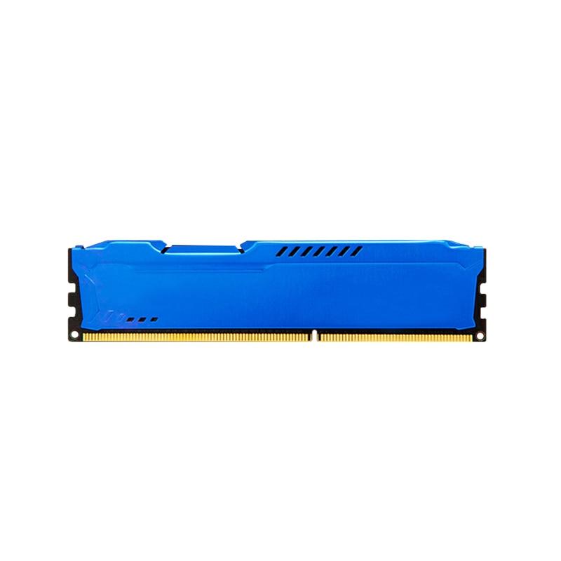 Date Bleu Ordinateur Composants Roi E02 Radiateur Cas Compatible Main De Bureau PC DDR, DDR2, DDR3, DDR4 Principal châssis Béliers De Refroidissement