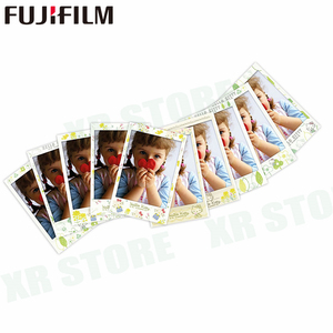 Image 4 - Fujifilm Instax Mini 11 8 9 Film Hello Kitty Geschilderd Fuji Instant Foto Papier 10 Vellen Voor 70 7S 50S 50i 90 Delen SP 1 2 Camera