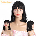 wig Free shipping  short Box Braids Bob Wigs Synthetic Braiding wigs for black women Ombre black box braid wigs 12inch