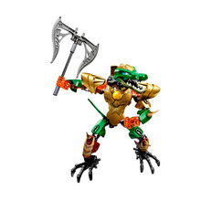 купить New XSZ 815-2 Bionicle Robot Chimo Building Block Toys gifts Action Figure Compatible With Chimaed Cragger по цене 623.68 рублей
