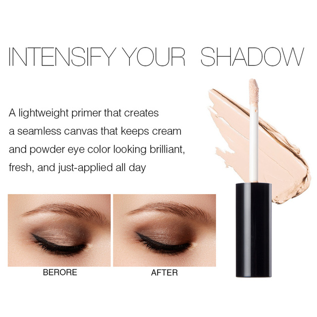 Eyes Makeup Primer Base Eyeshadow Primer Easy Wearing Waterproof Long-lasting Concealer 669 2