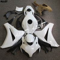 ALLGT Motorcycle Bodywork Fairing Set Unpainted Fairing Kit for Honda CBR 1000 RR (2008 209)