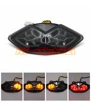 오토바이 후면 턴 신호 테일 스톱 라이트 램프 Z1000 Z1000SX 용 10 11 12 13 Ninja 1000 11-14 Versys 650 10-14