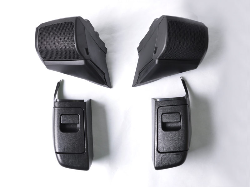 Motorcycle Speaker Upper Housing Cover For Honda GL 1800 Goldwing 2001 2013 02 03 04 05 06 07 08 09 10 11 12 [HL20]