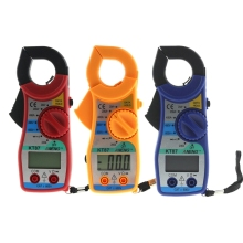 Digital Multimeter Amper Clamp Meter Current Clamp Pliers AC / DC Voltage Tester Data Show multimeter цены