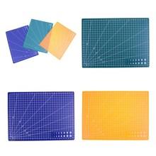 Card-Fabric Paper-Board Cutting-Mat Craft Grid-Lines Self-Healing A4 Peerless 1PC 30--22cm