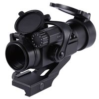 Hunting Red Dot Aim Scope Optical Sight Riflescope Collimating Sights Thermal Imager for Hunting M2 20mm Track Red/Green Light
