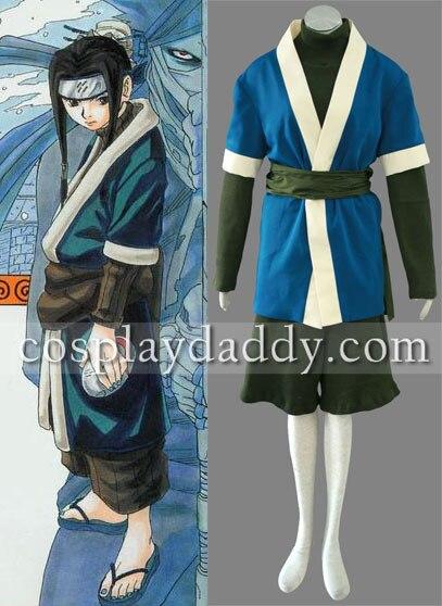 Naruto Haku Cosplay Costume Outfit 1st version on Aliexpress.com | Alibaba  Group