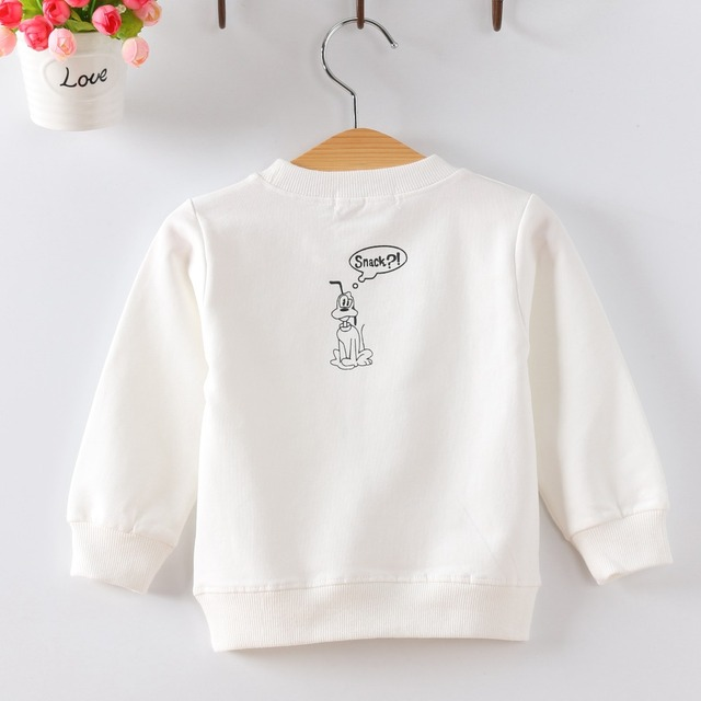 Long Sleeve O-neck T-shirts for kids