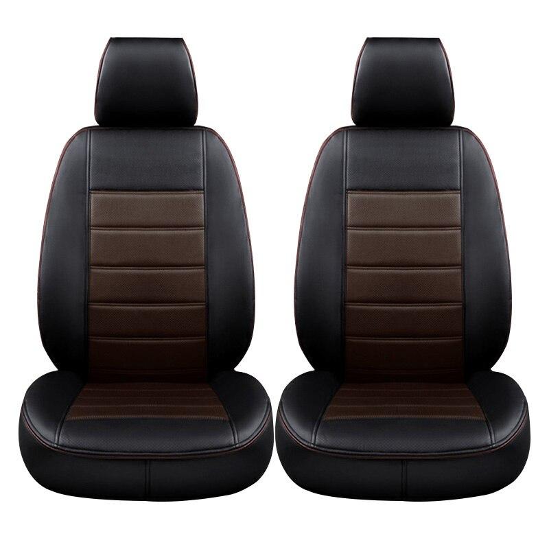 Couverture de siège de voiture de vent de voiture pour les couvertures de chargeur de l'avenger Challenger de calibre de voyage de Dodge pour des sièges de voiture